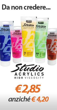 colori acrilici prezzi comprare colori acrilici assortimento sconti colori acrilici prezzi pebeo colori acrilici